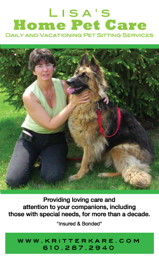 Lisa Accueil Pet Sitters Pet Care